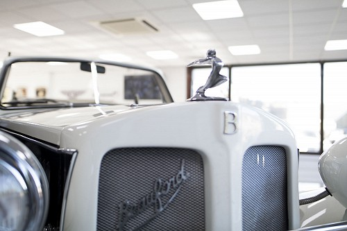 Beauford Series 3 grill 2