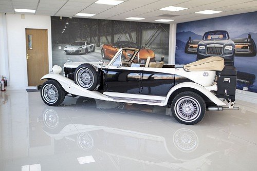 Beauford Series 3 side view