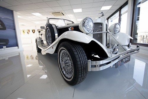Beauford Series 3 front view