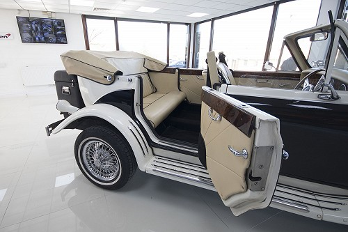 Beauford Series 3 back seats