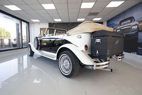 Beauford Series 3 from the back