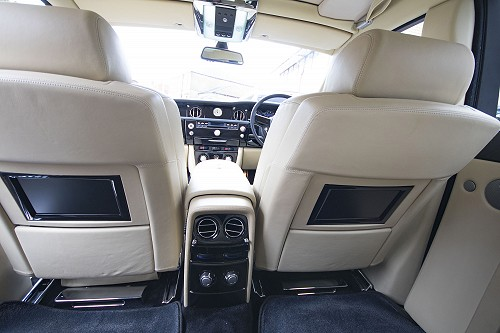 Rolls Royce Phantom - entreatment system