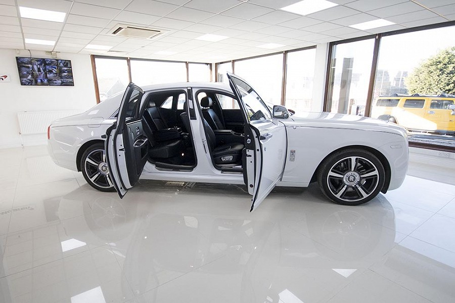 Rolls Royce - Ghost V