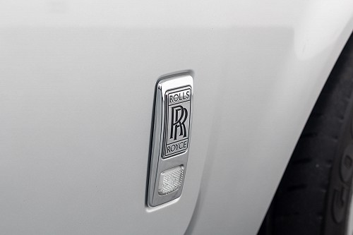 Rolls Royce Phantom Sliver - Side Badge